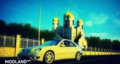 Mercedes Benz C32 AMG [1.2.5], 1 photo